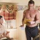 Rose McGowan and Michael Shanks