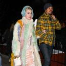 Katy Perry and Orlando Bloom – Arrive at Matsuhisa in Aspen