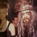 Rob Zombie and Sheri - 454 x 349