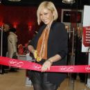 Jenny Frost opens the new 'Virgin Media Store' in Liverpool, 09.12.2010 - 454 x 838