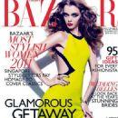 Masha Tyelna Harper's Bazaar Singapore December 2011 - 454 x 601