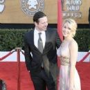 Anna Camp and Michael Mosley