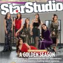 Camille Prats, Kuh Ledesma, Nikki Gil, Carla Abellana, Denise Laurel, Grace Lee, Iya Villania - Star Studio Magazine Cover [Philippines] (December 2012)