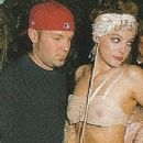Fred Durst and Bijou Phillips
