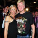 Stefan Effenberg and Claudia Effenberg - 413 x 594