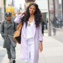 Camila Alves – Out in New York - 454 x 681