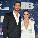Elsa Pataky and Chris Hemsworth-  World Premiere Of 'Men In Black International' - 399 x 600