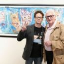 Jason Newsted attends the Palm Beach Modern + Contemporary VIP Opening Preview Presented By Art Miami on January 11, 2018 in West Palm Beach, Florida