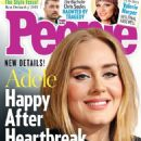 Adele - People Magazine Cover [United States] (16 September 2019)