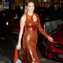 Kate Upton – Arrives for the Sports Illustrated party in New York