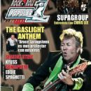 Brian Setzer - Popular 1 Magazine Cover [Spain] (August 2011)