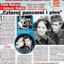 Pola Raksa - Zycie na goraco Magazine Pictorial [Poland] (7 August 2014) - 454 x 611