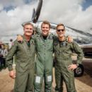 IWC Celebrates The Silver Spitfire's Take-Off - 454 x 303
