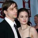 Logan Marshall-Green and Anna Paquin At The 58th Annual Tony Awards - Arrivals (2004) - 454 x 707
