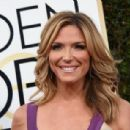 Debbie Matenopoulos- 74th Annual Golden Globe Awards - Arrivals - 454 x 307