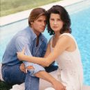 Grant Show and Daphne Zuniga