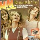 Siobhan Fahey, Keren Woodward, Sara Dallin - Melody Maker Magazine Cover [United Kingdom] (2 April 1983)