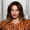 Ashley Tisdale – Visits Build Studio in New York City