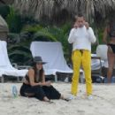 Jessica Alba – On Vacationing in Mexico