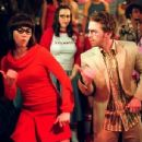 Seth Green and Linda Cardellini