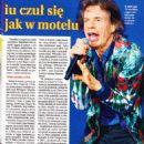 Mick Jagger - Retro Magazine Pictorial [Poland] (January 2019) - 454 x 642