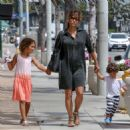 Halle Berry Out and About In Los Angeles