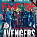 Robert Downey Jr. - Empire Magazine Cover [Australia] (April 2015)