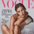 Irina Shayk – Vogue Mexico Magazine (January 2019)