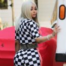 Blac Chyna – Out in Los Angeles
