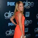 Vanessa Lengies Glee 100th Episode Celebration In La
