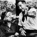 Beverly Aadland and Errol Flynn - 454 x 329