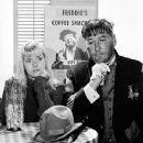 Beverly Aadland and Errol Flynn - 371 x 480