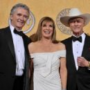 Patrick Duffy, Linda Gray & Larry Hagman