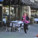 Drew Barrymore - Walking In Los Angeles (Jan 26 2008)