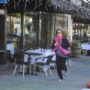 Drew Barrymore - Walking In Los Angeles (Jan 26 2008)