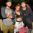 Keke Palmer and Quincy Brown