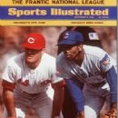 Ernie Banks With Pete Rose