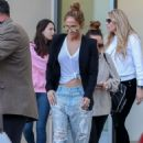 Jennifer Lopez – Shopping in Beverly Hills