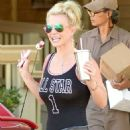 Britney Spears Out In Westlake Village