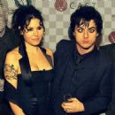 Adrienne Armstrong (III) and Billie Joe Armstrong - 454 x 462