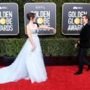 Dave Franco and Alison Brie : 76th Annual Golden Globe Awards - 454 x 303