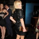 "Natasha Bedingfield - Apr 21 2008 - ""Then She Found Me"" After-Party In New York City"