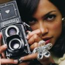 Rosario Dawson - Bust Magazine - Aug/Sep 2007