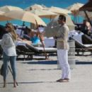 Kate Upton Justin Verlander Out In Miami