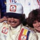 Kyle Petty and Pattie Huffman - 300 x 213