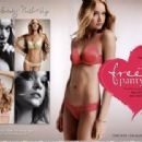 Lindsay Ellingson - Victoria's Secret - 'We Love Pushups' Mailer 2009