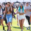 Kendall Kylie Jenner Coachella Music Festival Day 1 In Indio