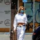 Stella Maxwell out in Los Angeles