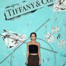 Zoe Kravitz – Tiffany & Co. Celebrates 2018 Tiffany Blue Book Collection in NY - 454 x 682