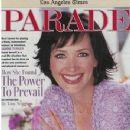 Janine Turner - Parade Magazine [United States] (9 July 2000)